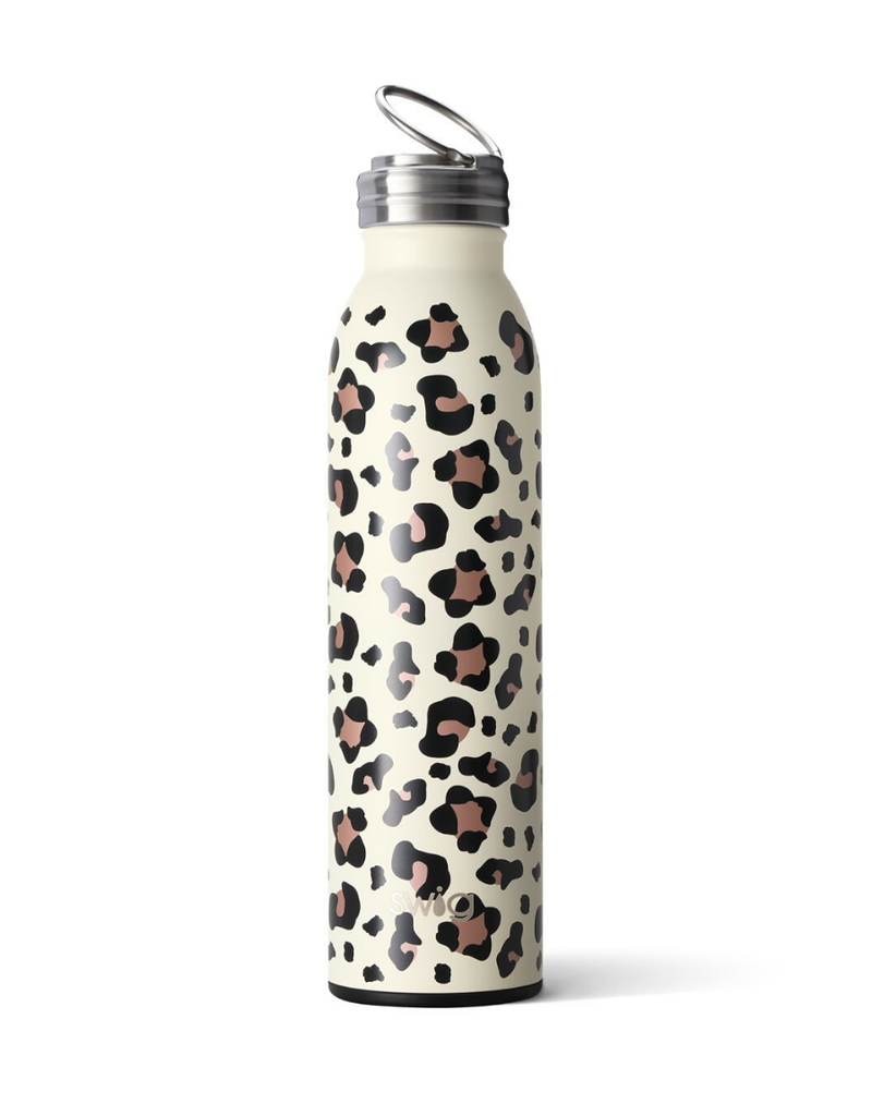 SWIG Luxy Leopard Bottle (20 0Z)