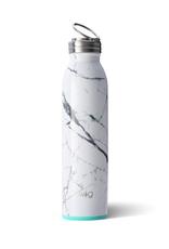 SWIG Marble Slab Bottle  (20 OZ)