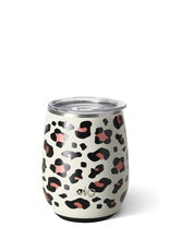 SWIG Luxy Leopard Stemless Cup (14 OZ)