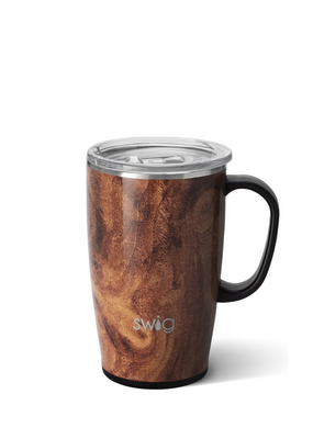 SWIG Black Walnut Mug (18 OZ)