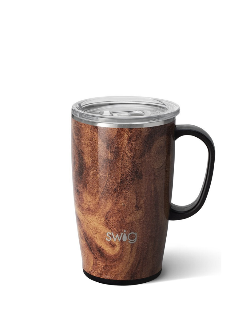 SWIG Black Walnut Mug (18 OZ)