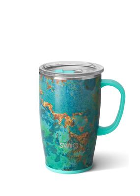 SWIG Copper Patina Mug (18 OZ)
