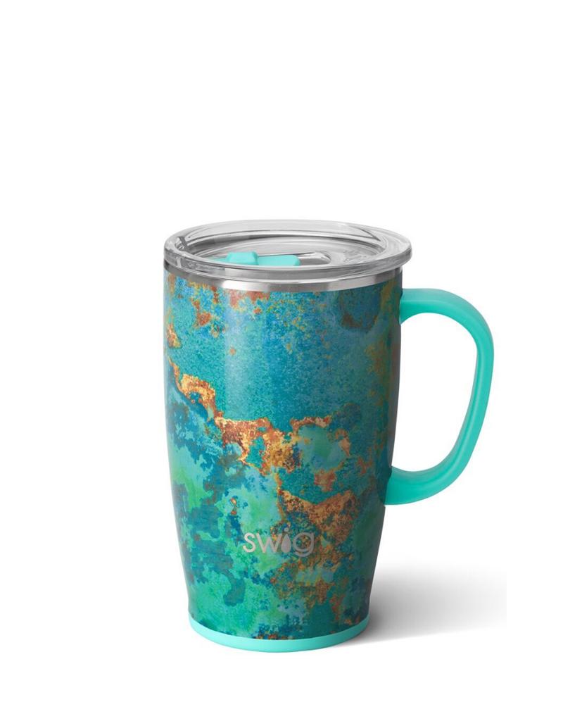 SWIG Copper Patina Mug (18 OZ)