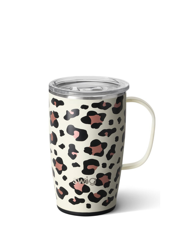 SWIG Luxy Leopard Mug (18 OZ)