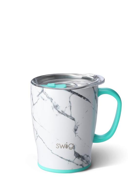 SWIG Marble Slab Mug (18 OZ)