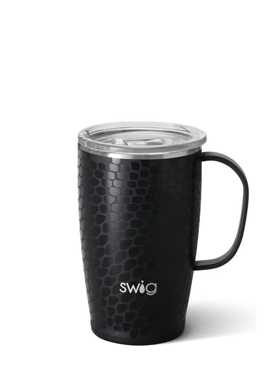 SWIG Dragon Glass Mug  (18 OZ)
