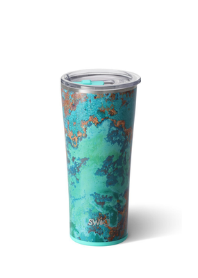 SWIG Copper Patina Tumbler (22 OZ)