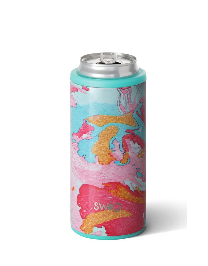 SWIG Cotton Can Skinny Can Cooler  (12OZ)
