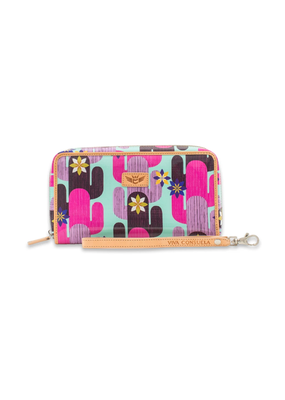 CONSUELA BUFFY WRISTLET WALLET