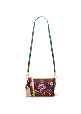 CONSUELA SONOMA WINE CANVAS MIDTOWN CROSSBODY