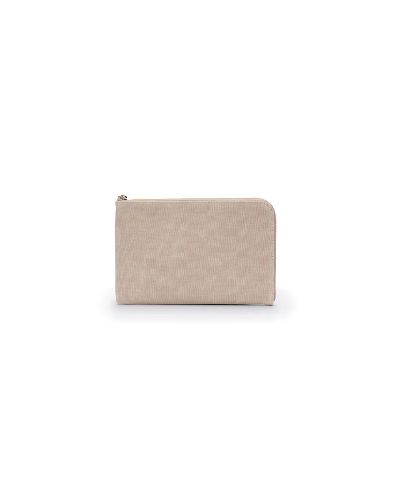 CONSUELA AGNES L-SHAPED CLUTCH
