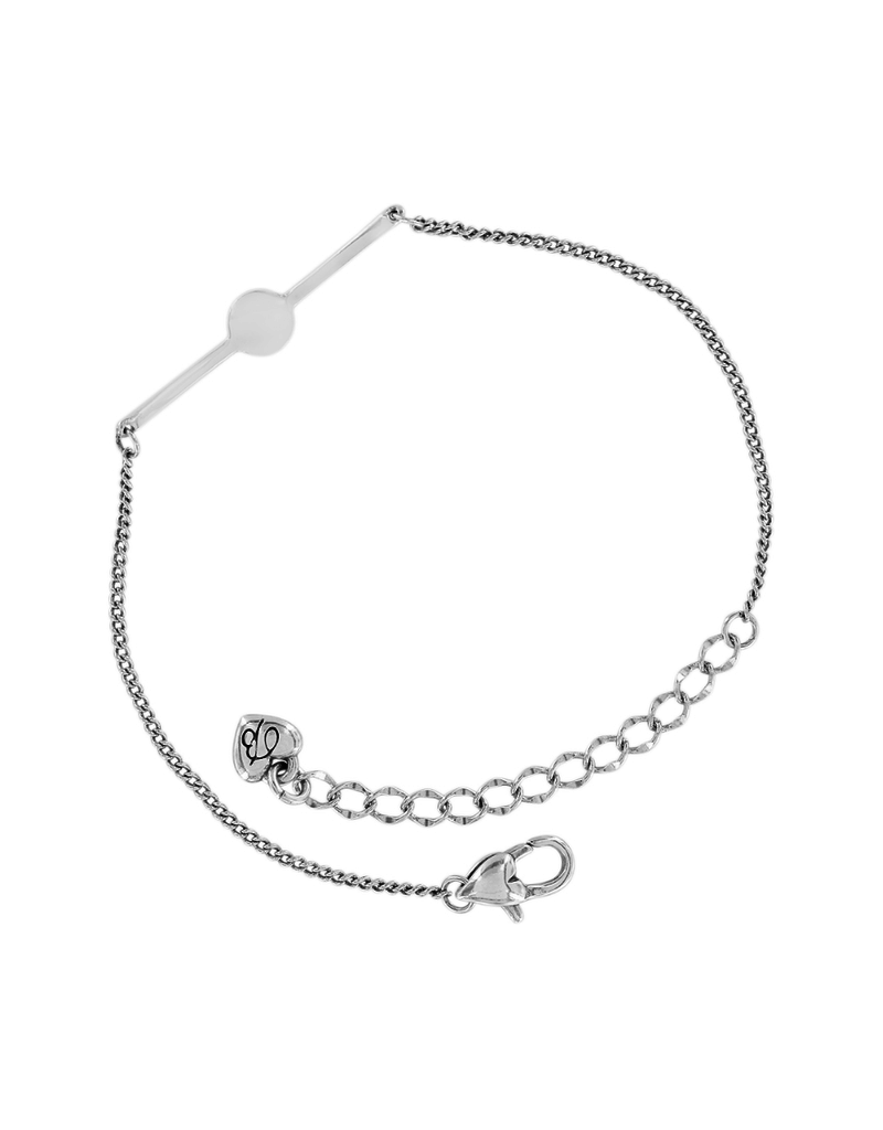 BRIGHTON ILLUMINIA PETITE BAR BRACELET