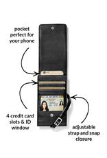 BRIGHTON TOLEDO PHONE ORGANIZER