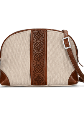 BRIGHTON ST. TROPEZ LARGE CROSSBODY POUCH