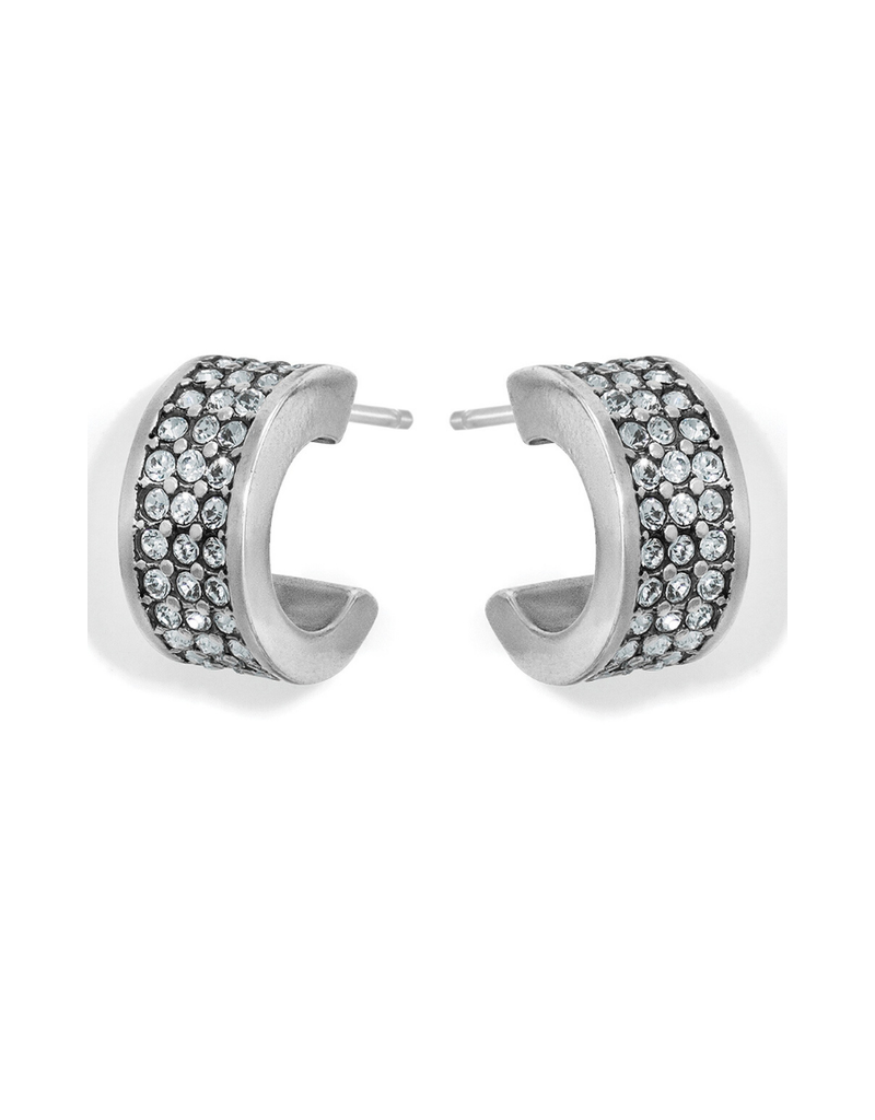 BRIGHTON MERIDIAN ZENITH HOOP EARRINGS