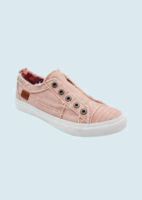 BLOWFISH PLAY-PINK CANVAS SNEAKER