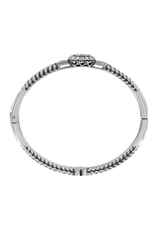 BRIGHTON REINA HINGED BANGLE