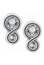 BRIGHTON INFINITY SPARKLE POST EARRING