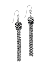 BRIGHTON SAHURI TASSEL FRENCH WIRE EARRINGS