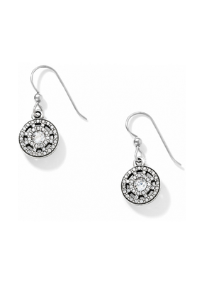 BRIGHTON ILLUMINA FRENCH WIRE EARRINGS