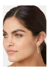 BRIGHTON MERIDIAN PETITE HOOP EARRINGS