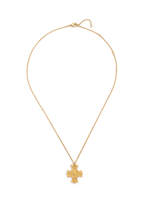 FRENCH KANDE IMMACULE NECKLACE GOLD