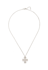 FRENCH KANDE Immacule Necklace Silver