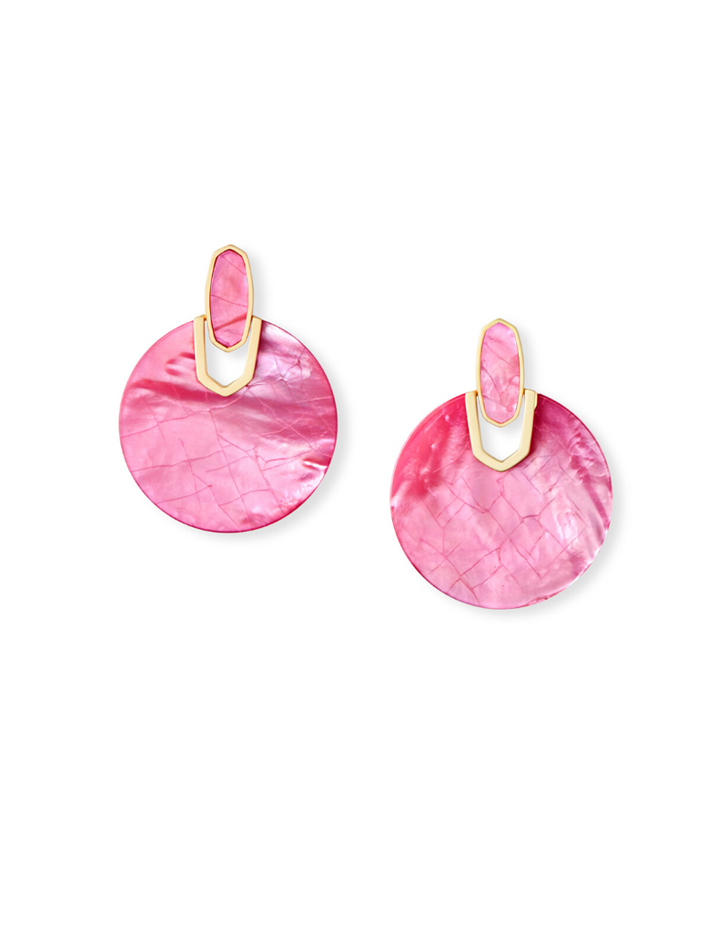 KENDRA SCOTT DIDI AZALEA ILLUSION EARRINGS