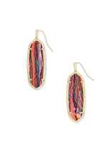 KENDRA SCOTT LAYLA DROP PINK GOLD