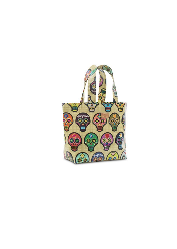 CONSUELA SUGAR SKULLS MINI BAG