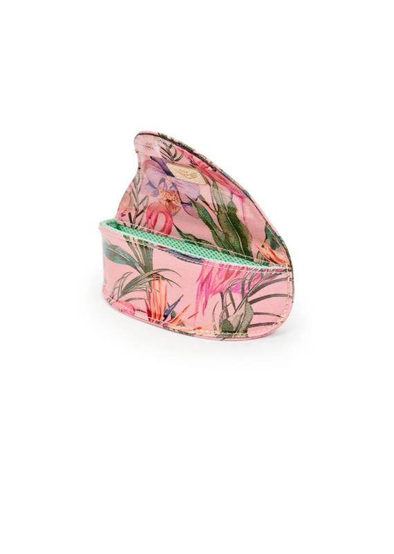 CONSUELA Brynn Flamingo Sunglass Case