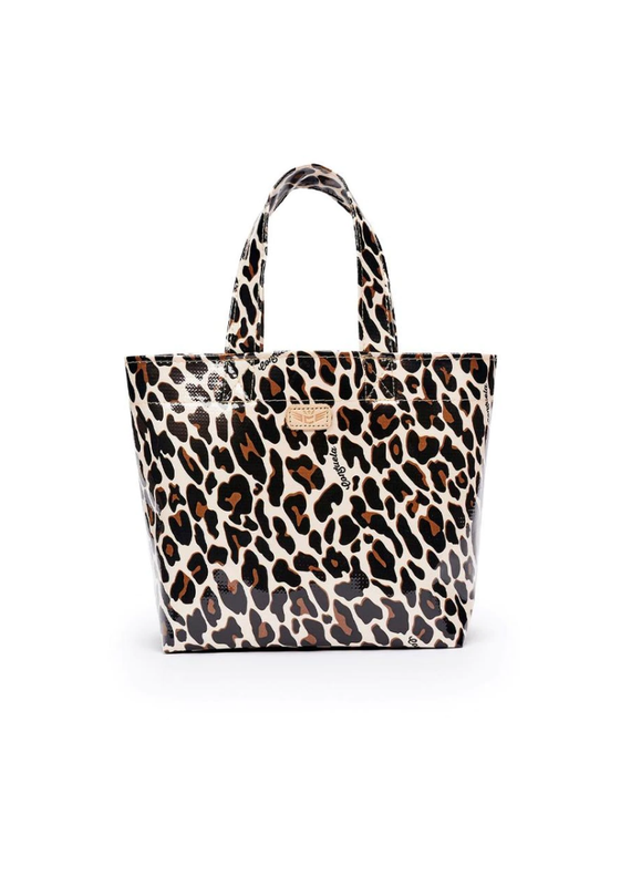 CONSUELA Grab N Go Mini Mona Brown Leopard