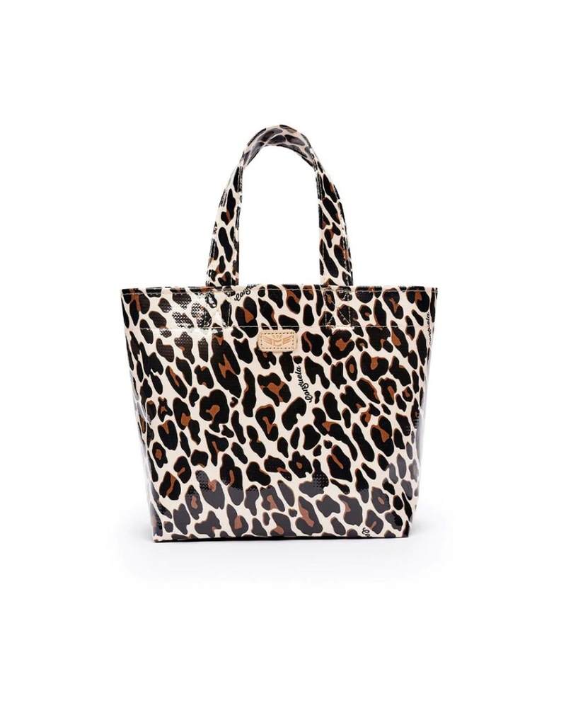 CONSUELA Grab N Go Mini Mona Brown Leopard