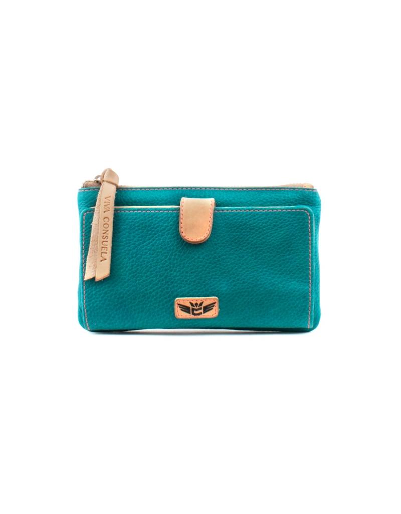 CONSUELA Guadalupe Slim Wallet