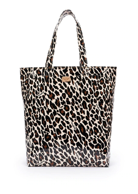 CONSUELA GRAB N GO BASIC MONA BROWN LEOPARD
