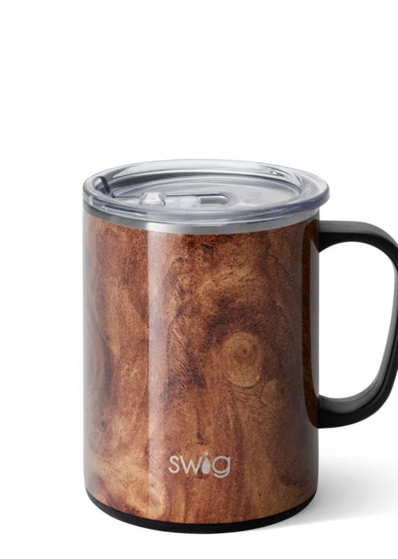 SWIG Black Walnut Mega Mug  (24 OZ)