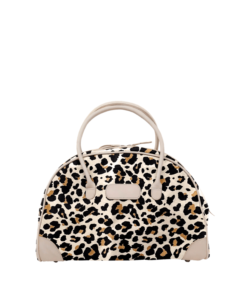 Carry-on Leopard Canvas