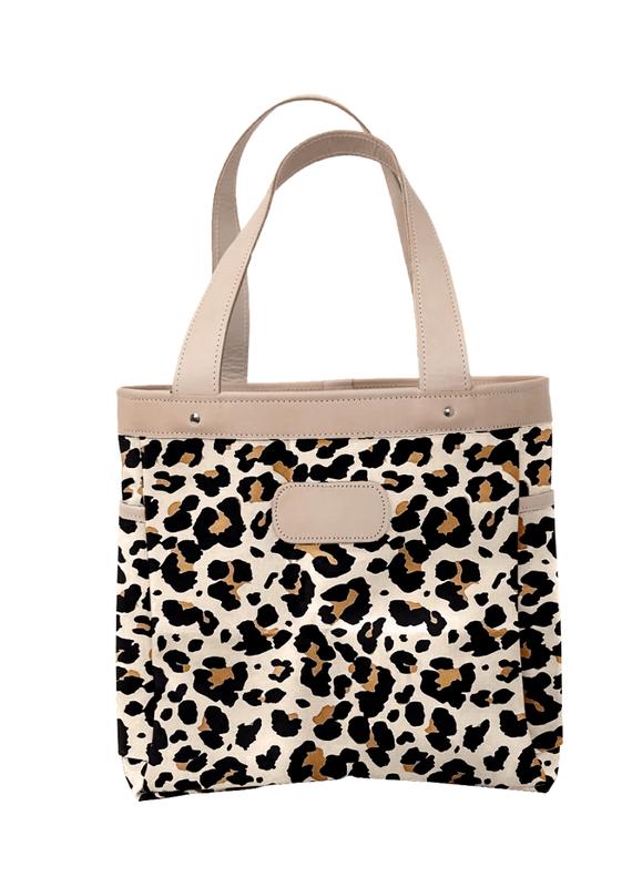 Leopard Canvas Left Bank