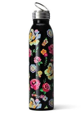 SWIG Fleur Noir Water Bottle ( 20 OZ)