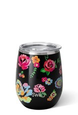 SWIG Fleur Noir Cup (14 oz)