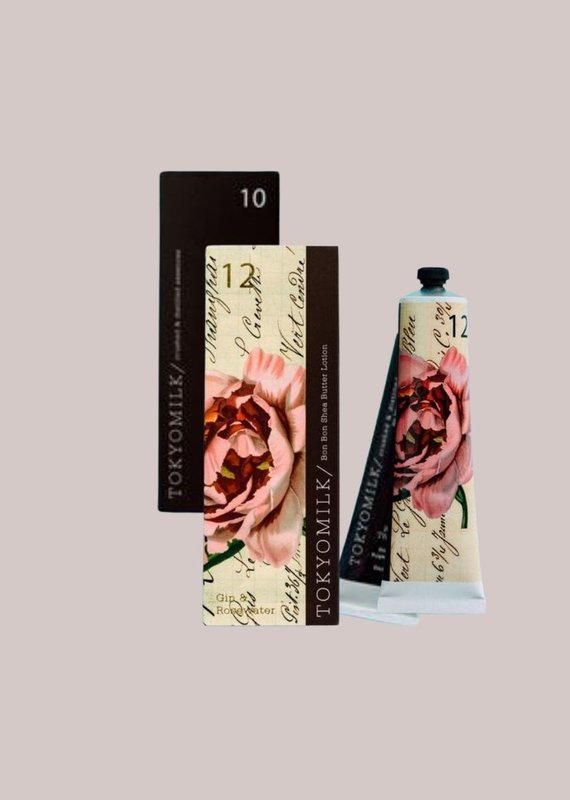 TOYKO MILK GIN AND ROSEWATER HANDCREME