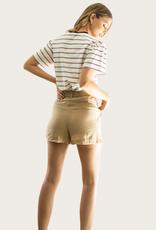 THML Stripe Short Sleeve Top