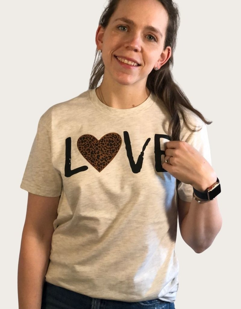 TOP CRATE Valentine Shirt