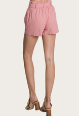 MUSTHAVE Linen Short Red