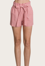 HAVE Linen Short Red