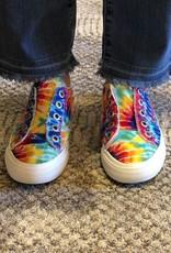BLOWFISH Play Rainbow Tie Dye Sneaker