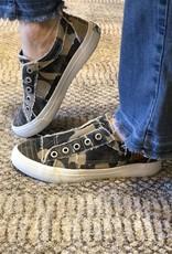 BLOWFISH Play Natural Camoflauge Canvas Sneaker