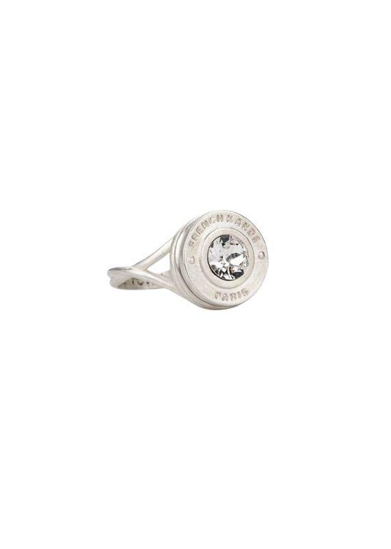 FRENCH KANDE Swarovski Annecy Swirl Ring Swirl  7