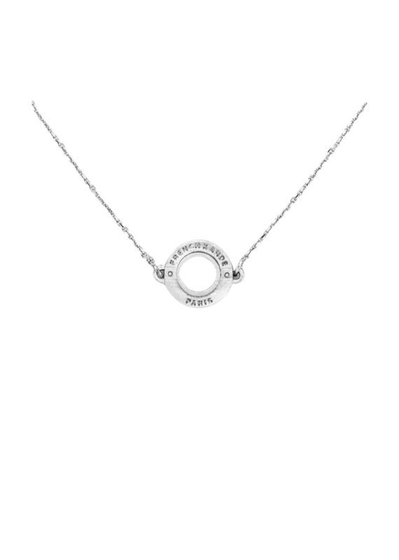 FRENCH KANDE Annecy Necklace Silver