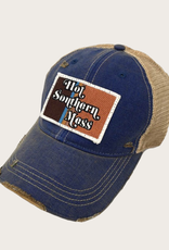 JUDITH MARCH Hot Southern Mess Patch Hat